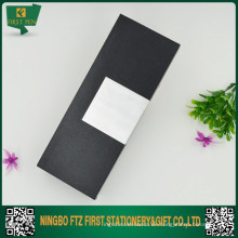 Großhandelsklassische schwarze Feder-Geschenk-Kästen