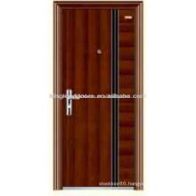 High Quality and Competitive Steel Exterior Door/Steel Security Door KKD-702 From Chinese Manufacturer