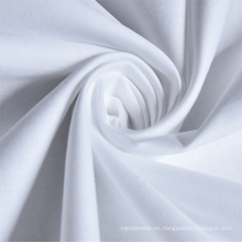 Tela Percal de algodón blanqueada y teñida 200T