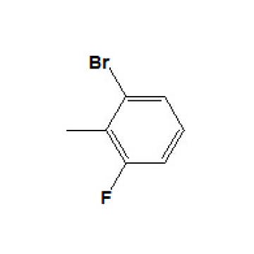 2-Bromo-6-Fluorotolueno No. CAS 1422-54-4