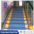 cartoon anti-slip kindergarten indoor plastic flooring sheet