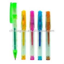 caneta gel pastel
