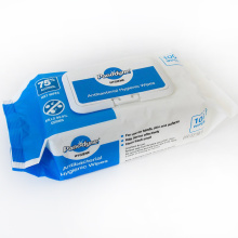 Cleaning Antibacterial Wet Wipes for Sale