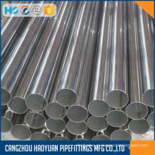 Tubería de acero inoxidable de alta presión de diámetro 506m 316L
