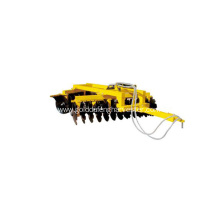 Hydraulic offset hydraulic skewing heavy harrow for sale