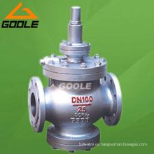 Válvula reductora de presión de vapor (GARP-1h)