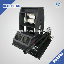 2017 ¡Venta caliente! FJXHB-N7 Prensa manual de resina de calor hidrolico 2x6