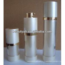 Bouteilles cosmétiques sans air rotatives 50ml