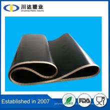 PTFE Tipo de correa y PTFE Material de la tela de malla de fibra de vidrio PTFE Hashima Oshima Máquina de fusión Cinturón Calidad de la elección