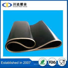 China Supplier PTFE Teflon Seamless Fusing Machine Belt Teflon Coated Correias Transportadoras Qualidade Escolha