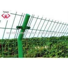 Electro cadena de valla de enlace