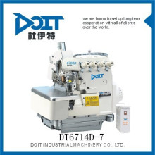 DT6714D High Speed Industrial 4 Threads Overlock Sewing Machine Price