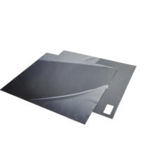 3K 1mm 2mm forged carbon fiber plate custom by professional manufacturer
