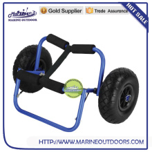 Alibaba express shipping foldable aluminum kayak cart latest products in market