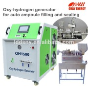 Chemical & pharmaceutical machinery automatic ampoule filling and sealing machine