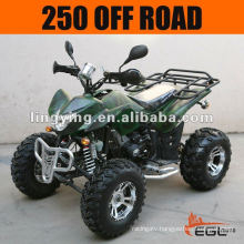 ATV QUAD 250CC with hand protector