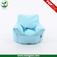 Aconchegante algodão crianças bean saco cadeira, beanbag mini sofá