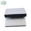 Aluminiumfolie flexible Schaumgummi-Isolierfolie/-rohr