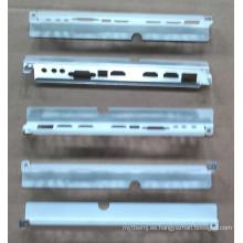 Placa de estampación en material de aluminio