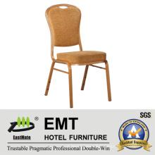Chaise de banquet en aluminium solide cadre (EMT-503)