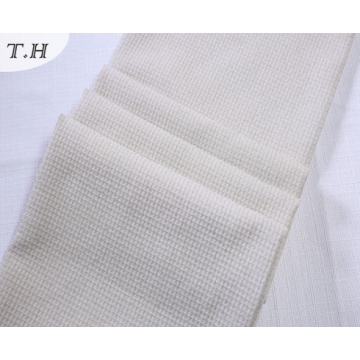 Linen Fabric Manufacturers White Color for Chair and Furniture