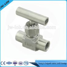 high pressure ss316 female threaded needle valve