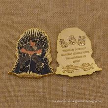 Hochwertige Metall Charakter Gold Usn Münze aus China