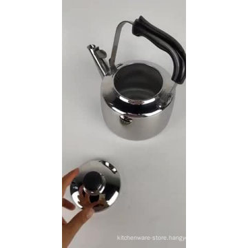 Kitchen Custom 6L Tea pot Stainless steel stove top Tea Kettle water Pot