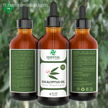 100% pure natural lemon eucalyptus oil
