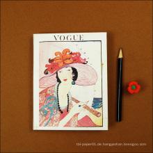 Mehrfarbiges direktes kundenspezifisches Notizbuch aus China importiert