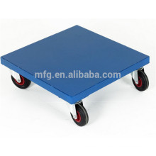 Steel Dollies, package trolley .Flat deck