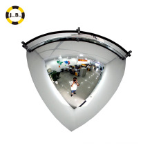 Actual Viewing Angle Spherical Mirror 90 Degree Dome Mirror For Sales