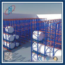 Stahl-Antrieb in Lager-Paletten-Zahnstange