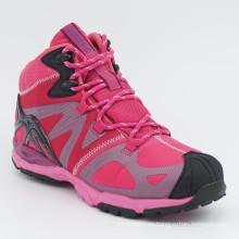 Zapatos de trekking al aire libre Escalada de seguridad de montaña para las mujeres