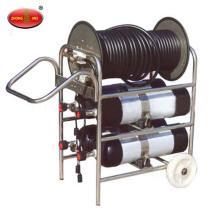 Respirador de ar elétrico da emergência da emergência do tubo da emergência longa do tubo Respirador de ar elétrico da emergência da emergência do tubo da emergência com um tubo longo