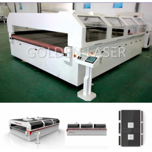 Nonwoven Laser Cutting Machine for Filter Cloth