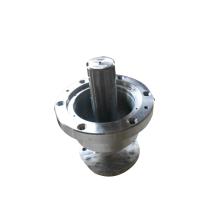 Mecanizado CNC Fresado de metales Componentes industriales Fresado