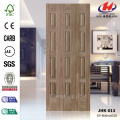 Unequal Double Engineered Walnut Door Skin