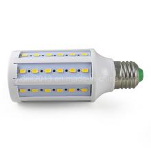 Dimmable E27 15W LED lâmpada de lâmpada de milho