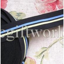 Woven/Jacquard Elastic Ribbon Webbing Tape (JC216E)