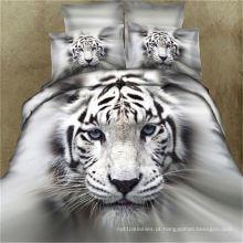 Animal Impresso New Design 3D Bedding Set