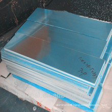 Grade 1100 H16 aluminum sheet for wrapping on pipe