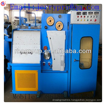 24DT(0.08-0.25) Copper fine wire drawing machine with ennealing(copper clad aluminum wire drawing machine)