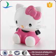 Керамический Hello Kitty Coin Bank, бестселлерный монетный банк