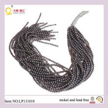 Perla de agua dulce de patata grana de 4-5 mm pierde cadenas de perlas