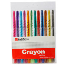 Twist Plastic Crayon Set