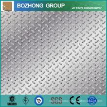 Plaque en acier doux Diamond Checker Taille de la plaque S235jr