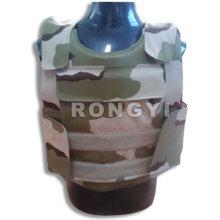 UHMWPE Fiber Camouflage Bulletproof Vest