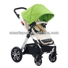 Новая детская прогулочная коляска моды