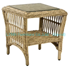 Wicker Furniture OEM Factory Rattan Side Table